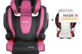 原价260欧的德国Recaro儿童汽车安全座椅直降50欧