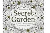 最近火爆全球的秘密花园填色书+辉柏嘉48色彩铅