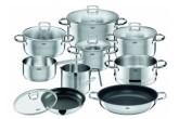 厨房一应俱全:Silit喜力特锅具十件套仅需228,95欧