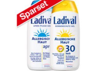 德国医生首推敏感性肌肤防晒护理套装Ladival,22,69欧