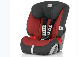 BRITAX儿童安全座椅Evolva 1-2-3超级百变王逆天特价只要99.99欧