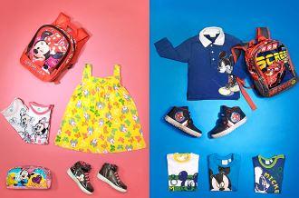 Disney迪斯尼、MARVEL漫威等婴幼儿衣物用品7欧起