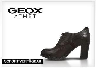 """Geox""""会呼吸的鞋""""最新折扣四折起"""