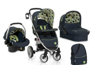 Hauck童车,宝宝框,汽车座椅尿布包雨罩五件套只要299欧