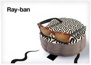 美国Ray-Ban太阳眼镜低至五折还能减十欧