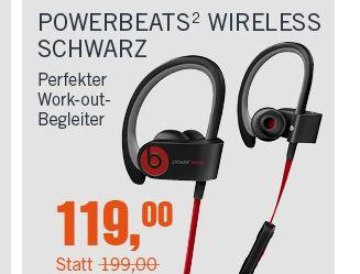 Beats by Dr. Dre Powerbeats入耳式无线运动耳机直降80欧