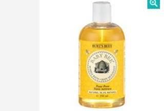 Burt's Bees小蜜蜂无泪配方宝宝浴液折后只要12欧