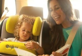 cybex赛百思儿童安全座椅以及手推车全场半价优惠