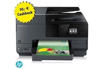 conrad电器店购买HP打印机最高50欧元返利