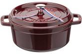 著名的珐琅铸铁锅Staub Cocotte直降64,11欧