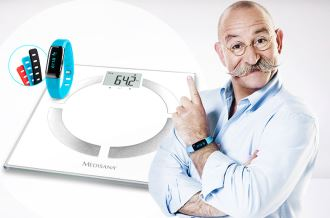 德国平价家用小电器MEDISANA---保健产品如耳温枪血压仪等三折特惠