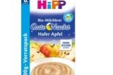 Hipp喜宝幼儿辅食苹果米糊仅售3,45欧
