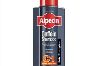 德国Alpecin咖啡因减缓脱发洗发露250ml仅售5,49欧