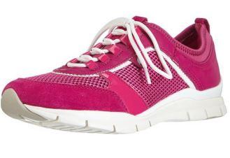 geox健乐士休闲女鞋折扣到44欧起,红白蓝黑四色可选