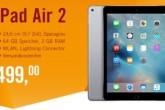 cyberport今日限量100台ipad air 2 wifi版本64G特价499欧啦
