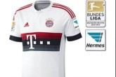 拜仁慕尼黑2015新赛季德甲特别版正品球衣折扣啦