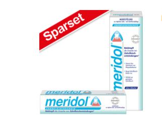 保护牙齿要及时,meridol护齿套装来帮你
