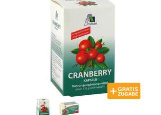 女人都需要蔓越莓---买蔓越莓胶囊送蔓越莓果茶