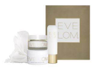 皇牌套装EVE LOM含三件明星产品超大量装仅需94,85欧