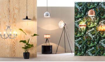 多达100多种灯具在home24网店有20%折上折