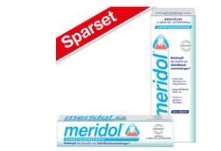 原价9,18欧的meridol口腔护理套装只需7,39欧