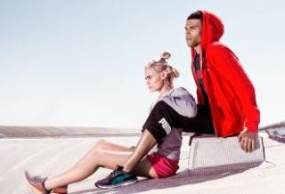 PUMA全场运动衣服以及用品低至四折