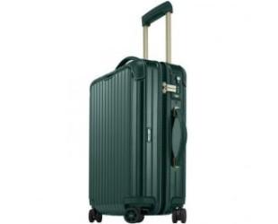 rimowa最新奢华款限量巴西绿bossa nova行李箱在markenkoffer有售