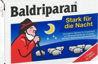 纯植物配方德国助眠神器Baldriparan特惠装共享