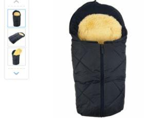 原价近90欧的KAISER婴幼儿睡袋仅需66,05欧