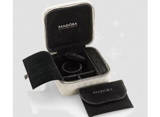 任买一样pandora首饰就送pandora价值129欧的高档首饰盒一个