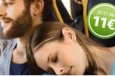 坐postbus离开或到达慕尼黑机场11欧起,订票优惠3欧元优惠码来啦