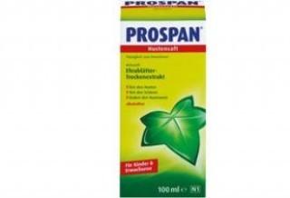 """Prospan""""小叶子""""德国纯天然止咳糖浆4,39欧特价优惠"""