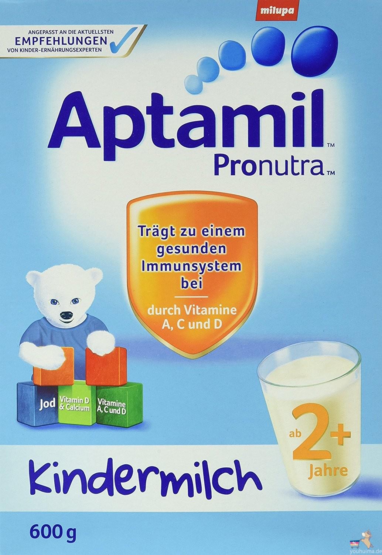 德国Aptamil爱他美2+幼儿奶粉每盒只需9.99欧元