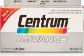 英国善存复合维生素片Centrum Advance低至7,99磅