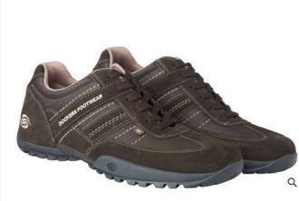 dockers男士全皮休闲鞋今天折上8折,仅售31欧