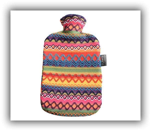 德国原装Fashy安全热水袋1.2L只要12欧元