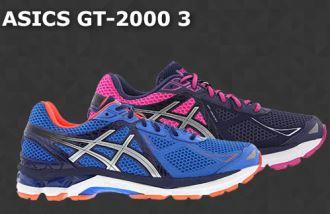 亚瑟士销量王gt2000最新一代跑鞋4.5折啦