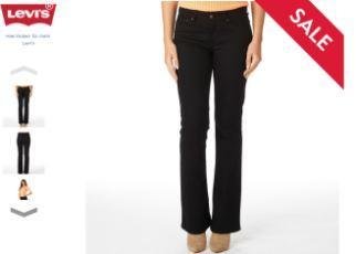 人人都需要一条LEVI'S李维斯牛仔裤,新货直降50欧