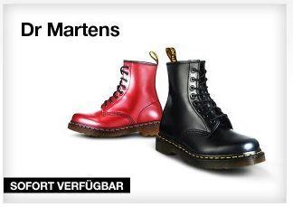 """""""世界上最结实的鞋""""马丁靴Dr.Martens低至60欧"""