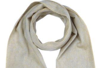 原价350欧的Dior kaschmir羊绒围巾降至99欧