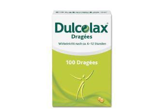 德国DULCOLAX乐可舒通便胶囊特惠价10,99欧