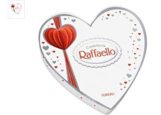 费列罗Ferrero Raffaell心形包装巧克力3,33欧特惠