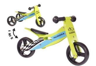 hudora木质滑步车,训练孩子平衡感
