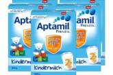 新版德国爱他美aptamil幼儿配方奶粉10欧元一盒