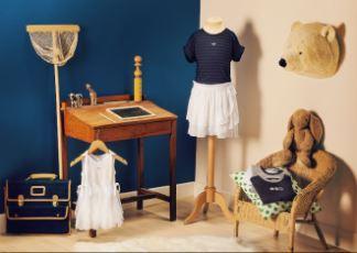 ARMANI JEANS童装特惠场,羽绒衣直降近150欧