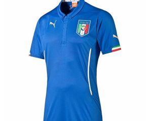 意大利足球国家队定制puma球衣7折中,粉丝们不要错过