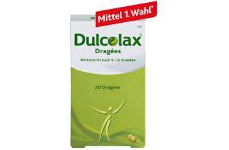 便秘福音---DULCOLAX乐可舒通便胶囊4,15欧起,免邮