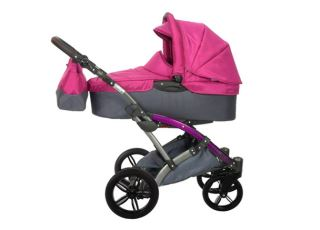 德国顶级婴幼儿多功能一体化手推车Knorr克诺尔直降171,99欧