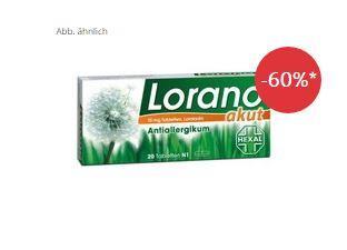 花粉过敏荨麻疹,来一片lorano药到病除
