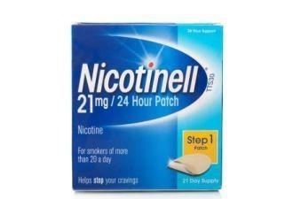 戒烟者救星---NICORETTE尼古丁含片、口香糖等七五折